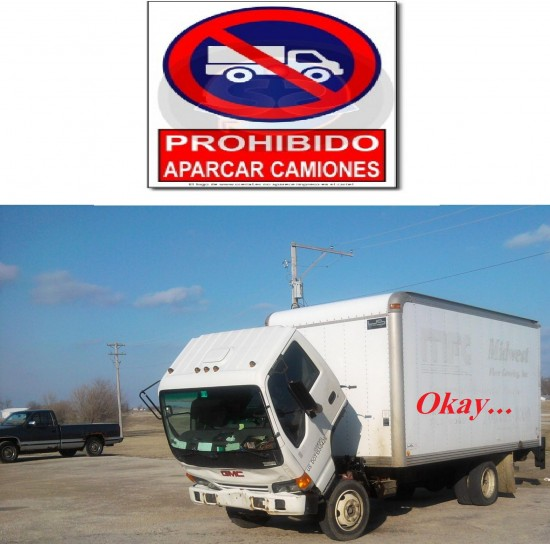 Okay - Truck Okay