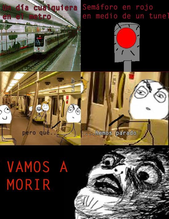 Inglip - El metro