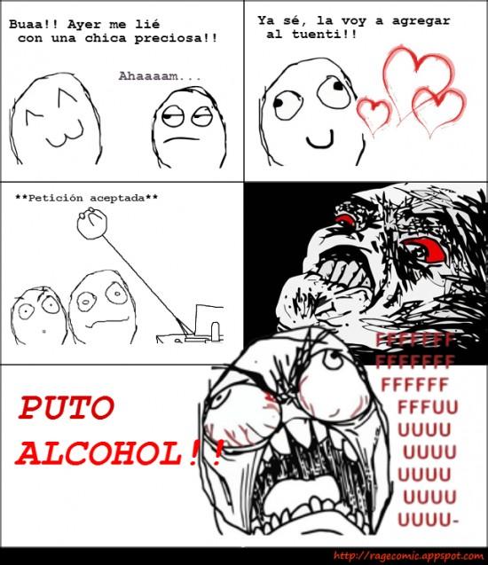 Ffffuuuuuuuuuu - ALCOHOL + MUJERES = FFFUUUUU
