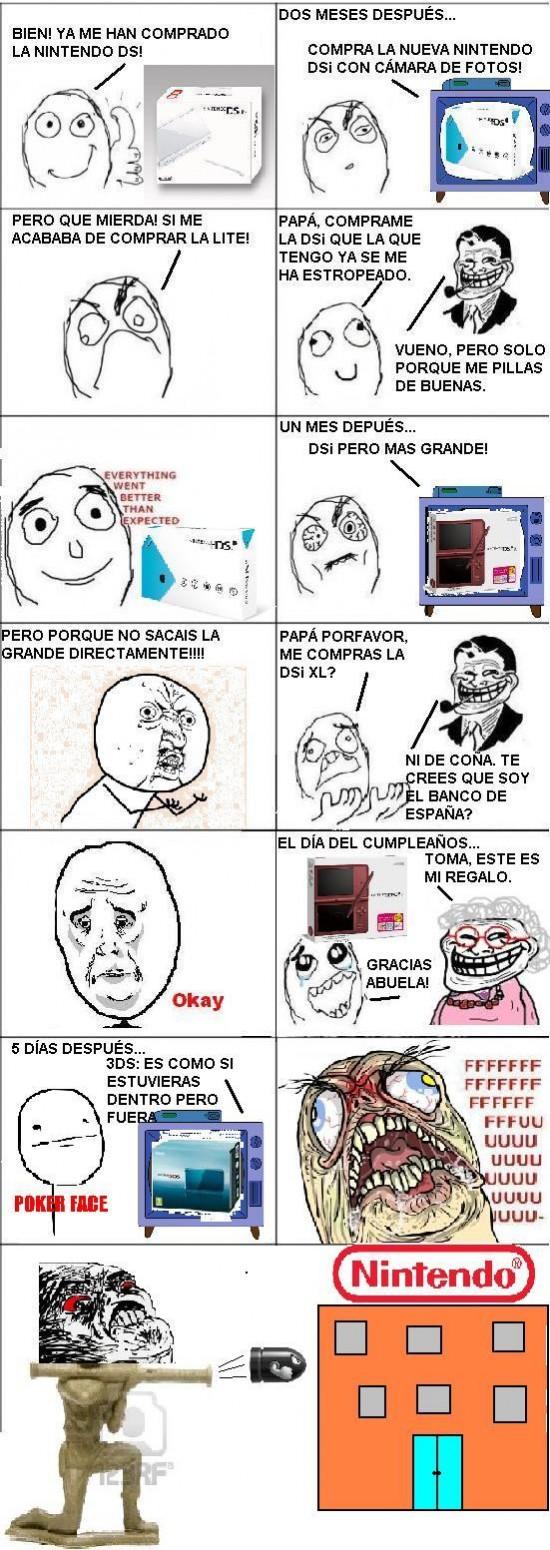 Ffffuuuuuuuuuu - Nintendo DS, un poco de por favor