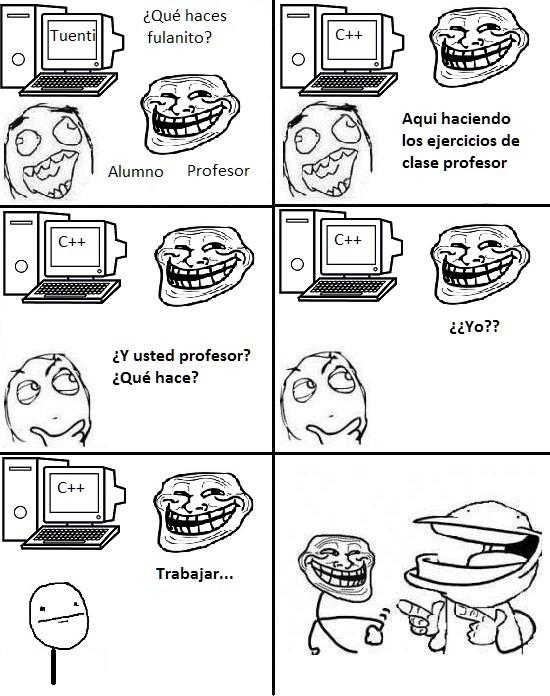 alumno,clase,informatica,profesor,trolldad,trollface