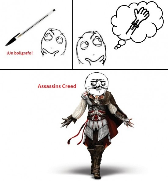 Me_gusta - Assassins creed