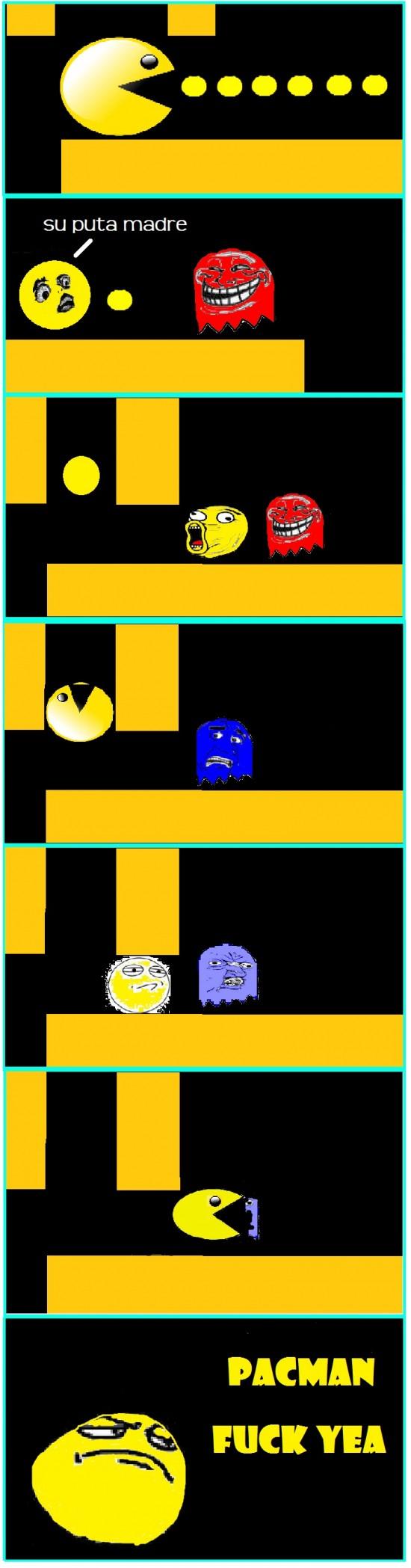 Fuck_yea - Pacman Wins