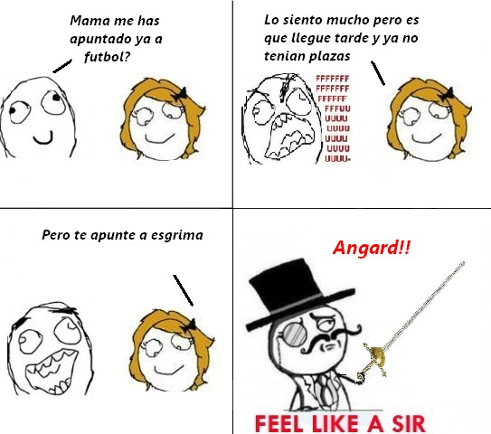 Feel_like_a_sir - Angard