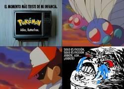 Enlace a El momento más triste de mi infancia