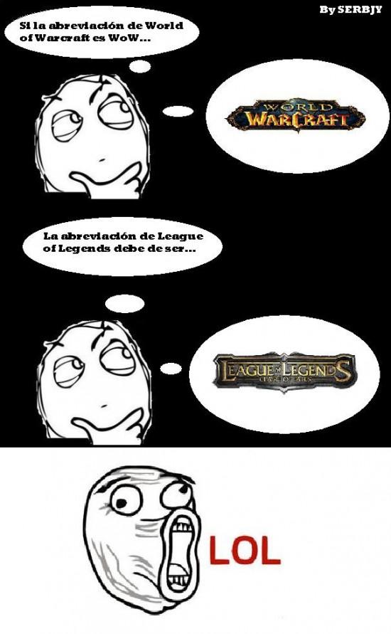 Otros - Abreviaciones MMORPGs