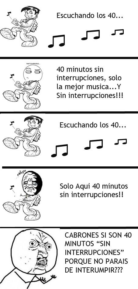 Y_u_no - Sin Interrupciones
