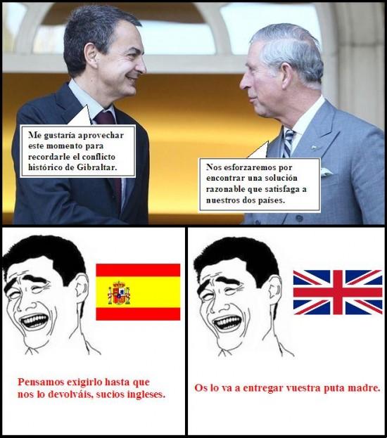Yao - ¿Gibraltar español?