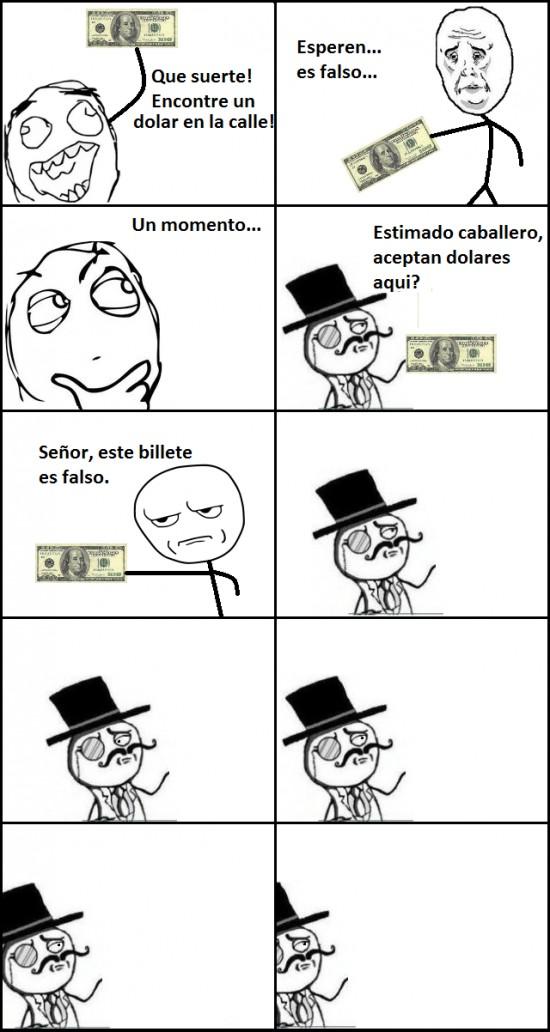 billete,calle,comprar,dolar,feel like a sir,ridiculo