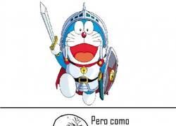 Enlace a Dedos de Doraemon