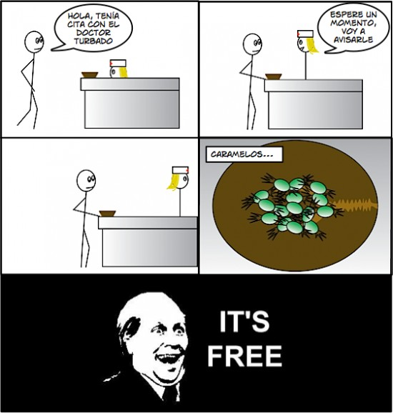 Its_free - It's free, doctor!