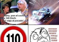 Enlace a ¡Back to the future!