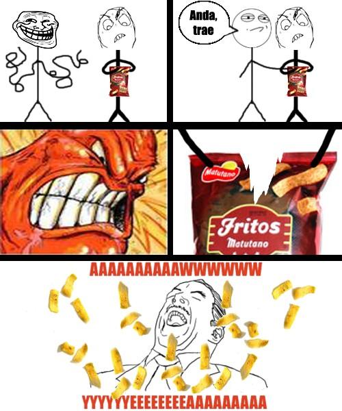 Otros - Fritos aww yeah