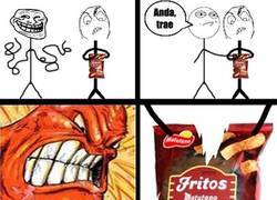 Enlace a Fritos aww yeah