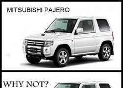Enlace a Mitsubishi Pajero