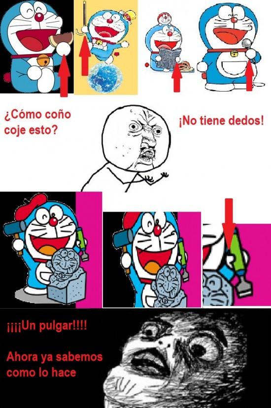 Inglip - El misterio de Doraemon