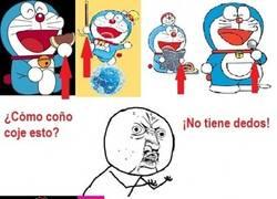 Enlace a El misterio de Doraemon