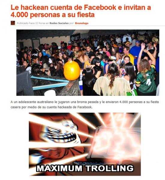 Trollface - Maximum Trolling