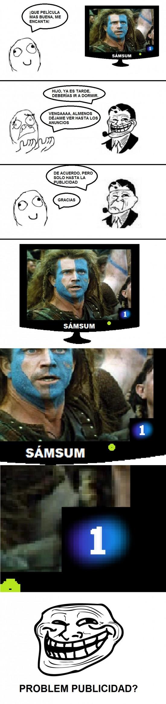 anuncios,publicidad,tele,trolldad,trollface,tve