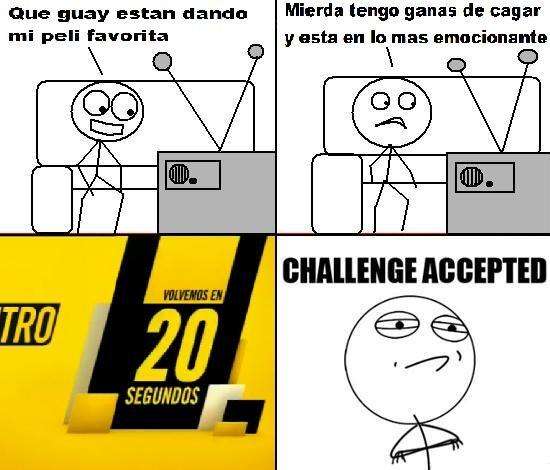 Challenge_accepted - 20 segundos