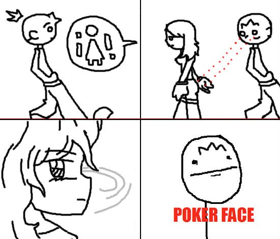 Pokerface - Giro inesperado