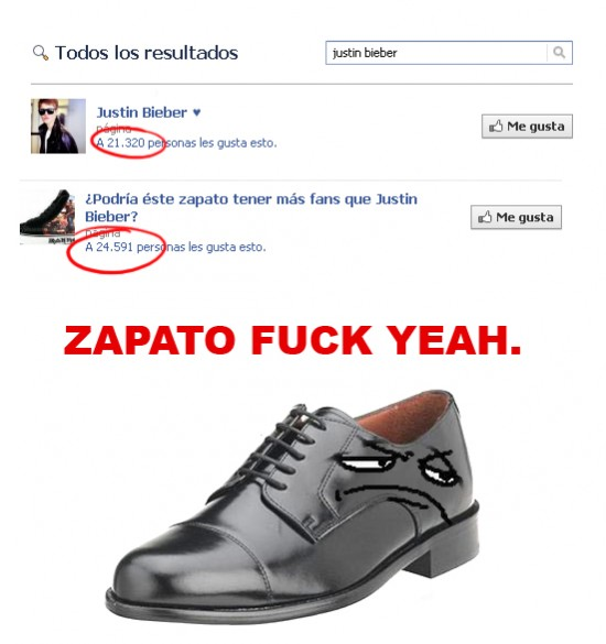 Fuck_yea - Zapato fuck yeah