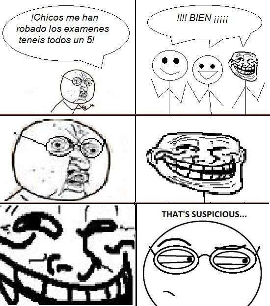 Thats_suspicious - Esto huele mal