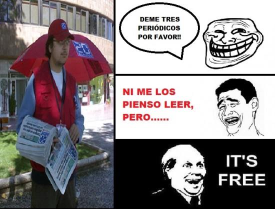 Its_free - Periódicos