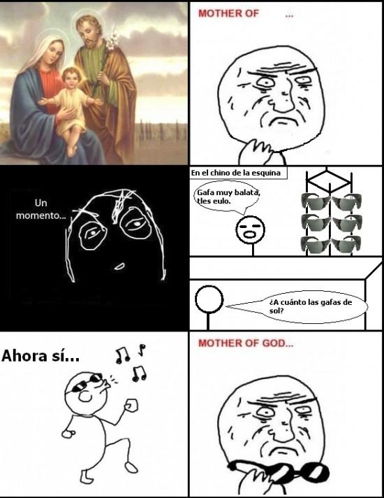 Mother_of_god - El origen de Mother of god