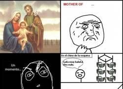 Enlace a El origen de Mother of god
