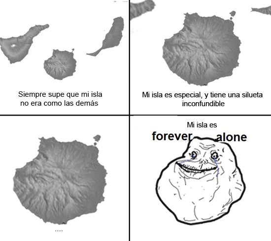 Forever_alone - Isla forever alone