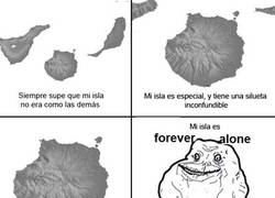 Enlace a Isla forever alone