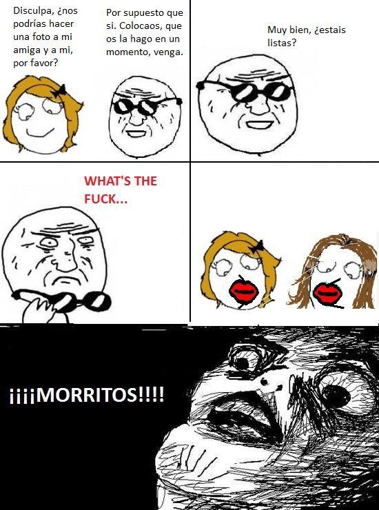 Inglip - Morritos