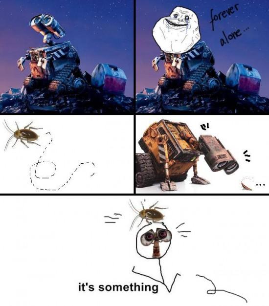 Its_something - Wall-e ...
