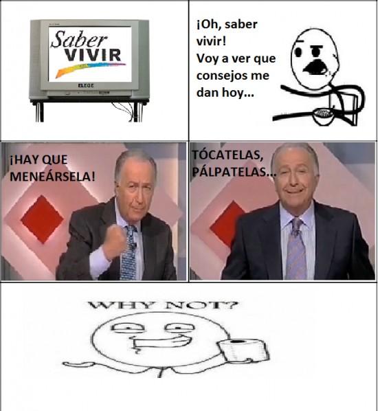 Why_not - Los consejos de Saber Vivir