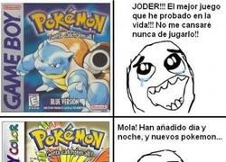 Enlace a La verdadera evolución pokemon