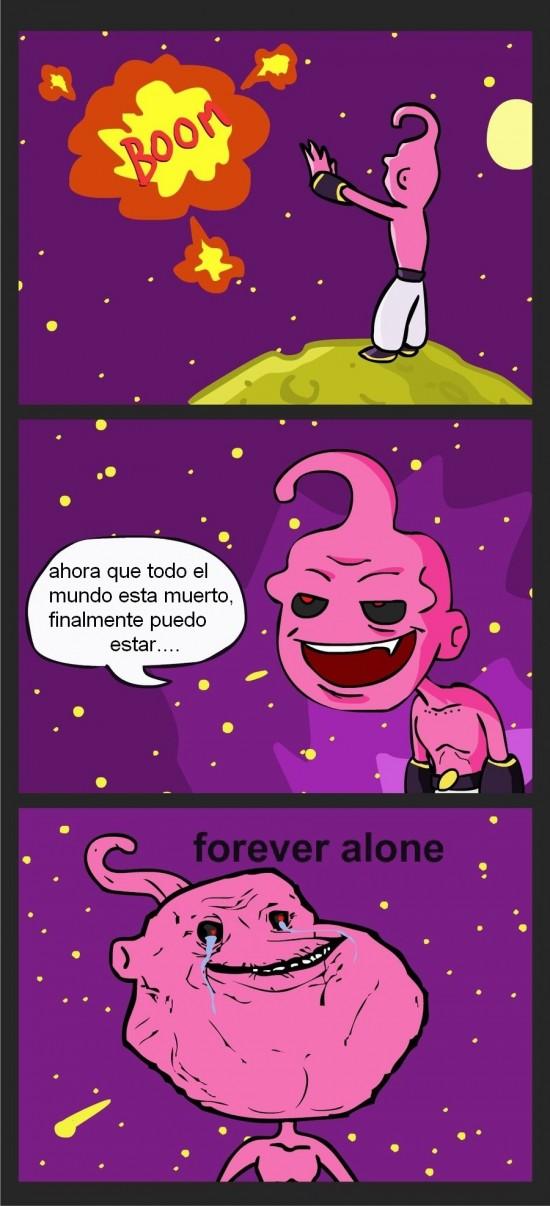 Forever_alone - Majinbuu