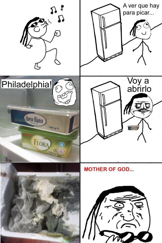 Mother_of_god - Queso Philadelphia