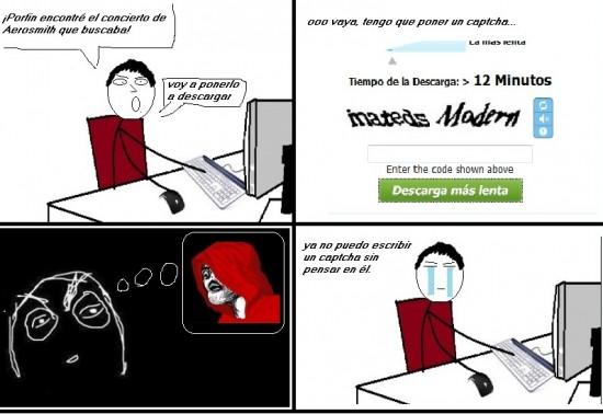 Inglip - El captcha engancha