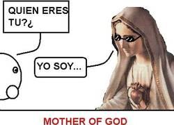Enlace a Yo soy madre de dios