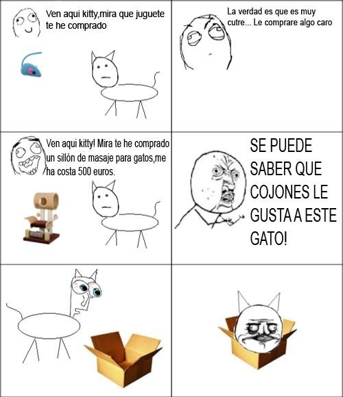 Me_gusta - Juguetes para gatos