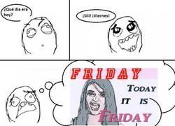 Enlace a Todos los viernes...