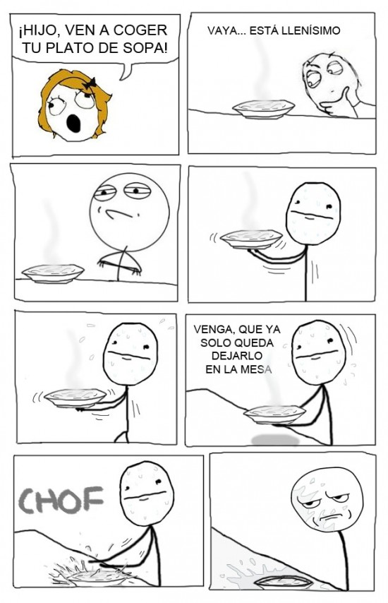 Kidding_me - El plato de sopa
