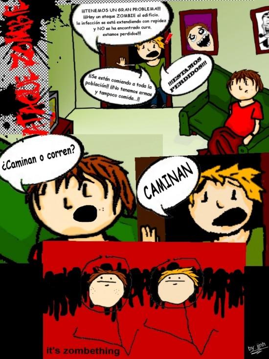 ataque,It's something,zombie