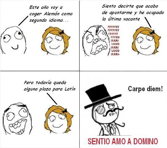 Feel_like_a_sir - Sentio Amo a Domino