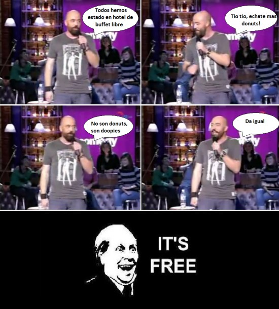 Otros - Goyo Jimenez It's Free