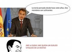 Enlace a Adiós Zapatero, adiós