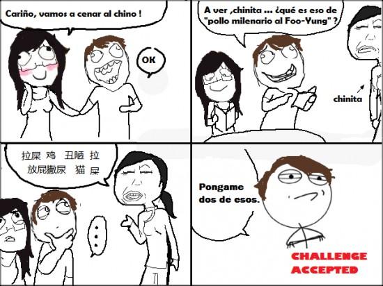 Challenge_accepted - Comida china