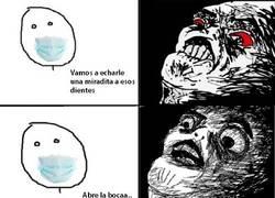 Enlace a Dentistas trolls