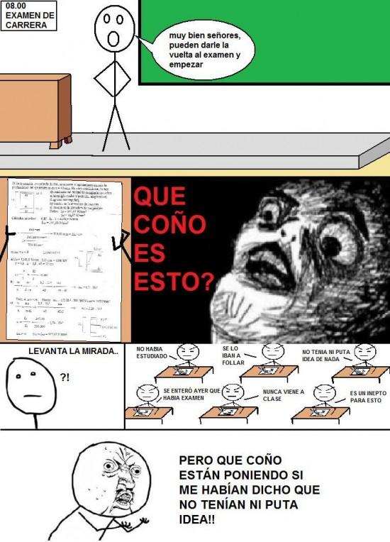 Y_u_no - Época de examenes